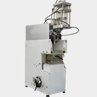 This is ultra-compact molding machine designed for injection-molding of ultra-viscosity liquid resin